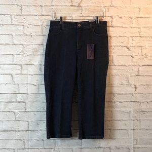 NYDJ Not Your Daughter's Crop Jeans 12